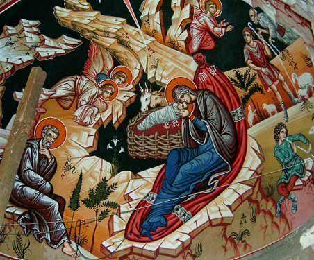 Odovania Praznicului Nașterii Domnului